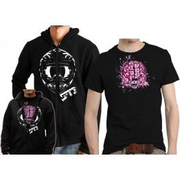 Толстовка с футболкой комплект 509 Brain Bucket
