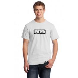 Футболка 509 Stamp White