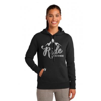 Толстовка женская на молнии 509 Ride Mountain