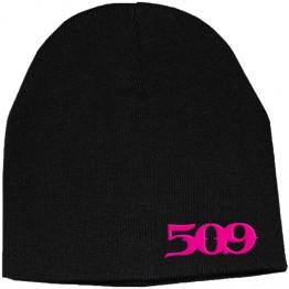 Шапка 509 Pink Logo