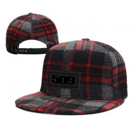 Кепка Plaid Flat Bill