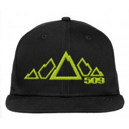 Кепка Snapback - Lime