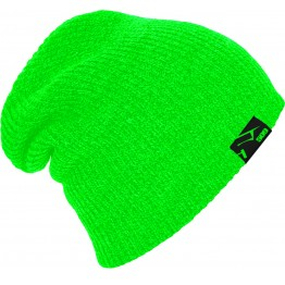 Шапка Neon Lime Heather Oversized