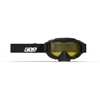 Очки 509 SINISTER XL Black with Yellow