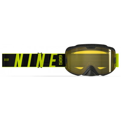 Очки 509 Kingpin XL Hi-Vis Black