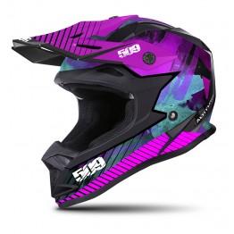 Шлем 509 ALTITUDE Aura (2016)