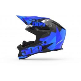 Шлем 509 ALTITUDE Blue Triangles