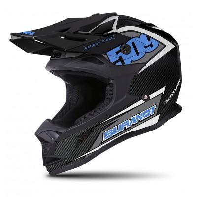 Шлем карбоновый 509 Altitude Carbon Chris Burandt Signature Series