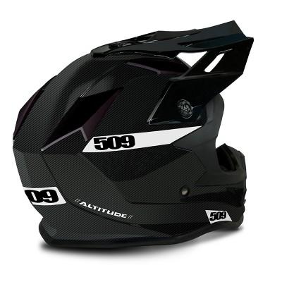 Шлем карбоновый 509 Altitude Carbon Gloss Black