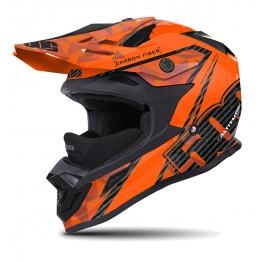 Шлем карбоновый 509 Altitude Carbon Orange 2016