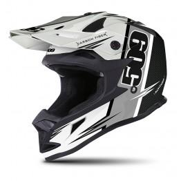 Шлем карбоновый 509 Altitude Carbon White Trace