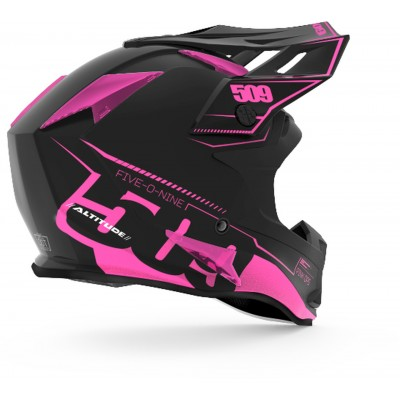 Шлем 509 ALTITUDE Pink Ops