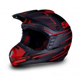 Шлем 509 Evolution Carbon Fiber C2 Chris Burandt Signature Series
