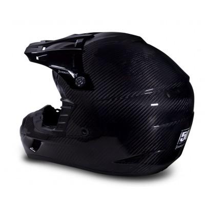 Шлем 509 Evolution Carbon Fiber C2 Gloss Black