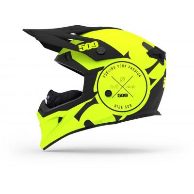 Шлем 509 Tactical Hi-Vis