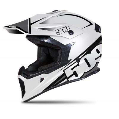 Шлем 509 Tactical White