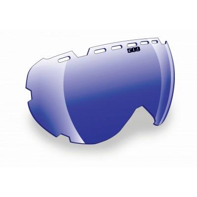 Линза для очков 509 Aviator - Blue Mirror/Blue