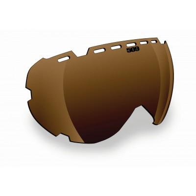 Линза для очков 509 Aviator - Bronze Mirror/Smoke