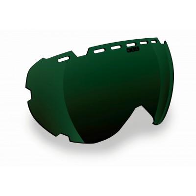 Линза для очков 509 Aviator - Green Mirror/Rose