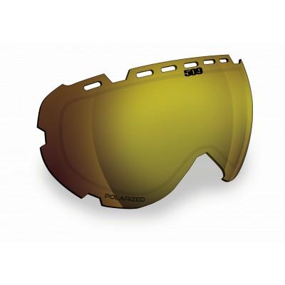 Линза для очков 509 Aviator - Polarized Yellow