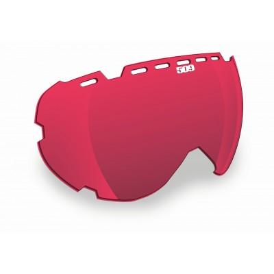 Линза для очков 509 Aviator - Pink Mirror / Rose Tint