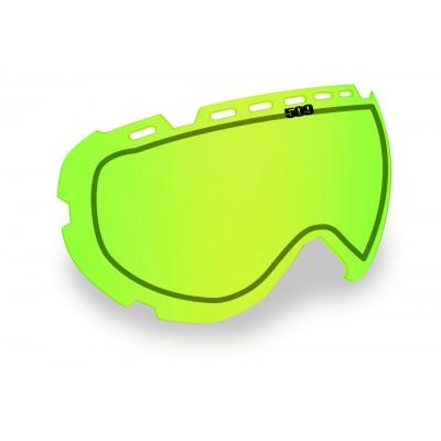 Линза для очков 509 Aviator - Green Tint