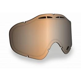 Линза SINISTER X5 - Chrome Mirror/Orange