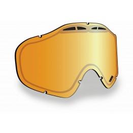 Линза SINISTER X5 - Orange Mirror/Yellow Tint