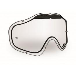 Линза SINISTER X5 с креплениями для отрывных плёнок - Clear