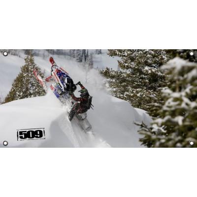 Баннер 509  – 4x2 – Chris Burandt Wheelie