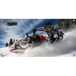 Баннер 509  – 4x2 – Chris Burandt Carve
