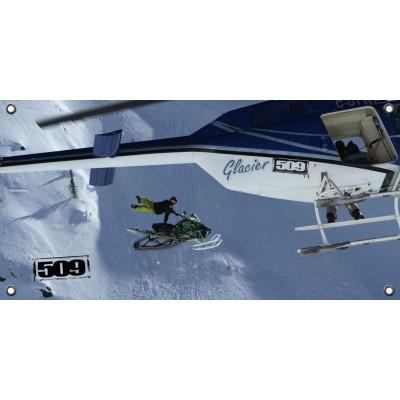 Баннер 509  – 4x2 – Brett Turcotte Jump