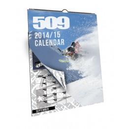 Календарь 509 2014/2015